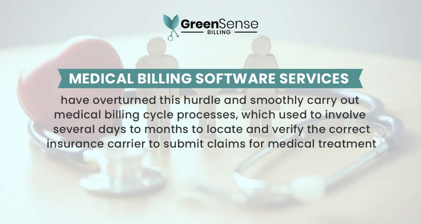 medical billing software services