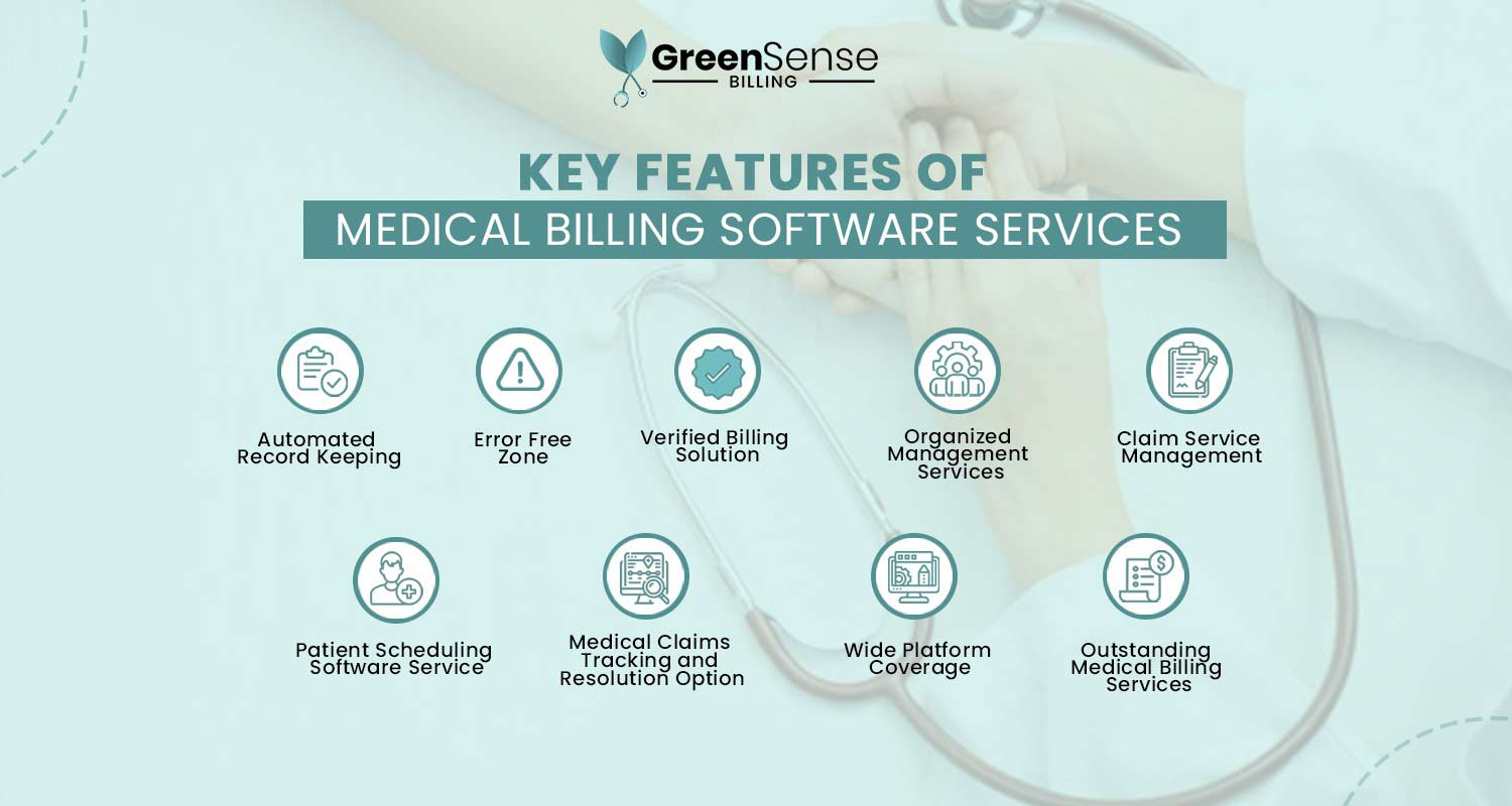 Key Features of Medical Billing Software Services